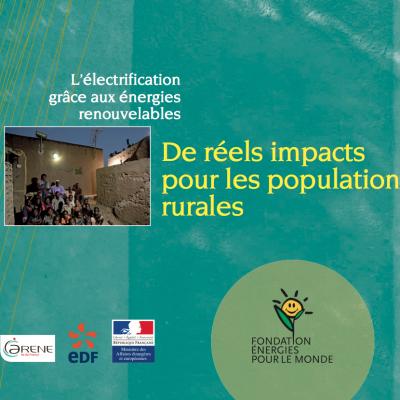 De réels impacts pour les populations rurales